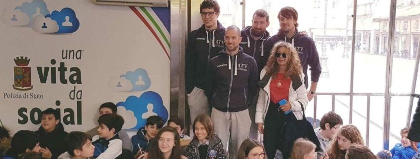 Delegazione 4 Torri Volley Ferrara